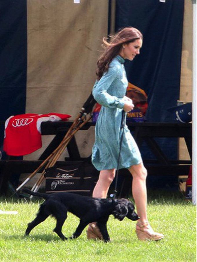 9. Lupo (Kate Middelton-couple royal)
