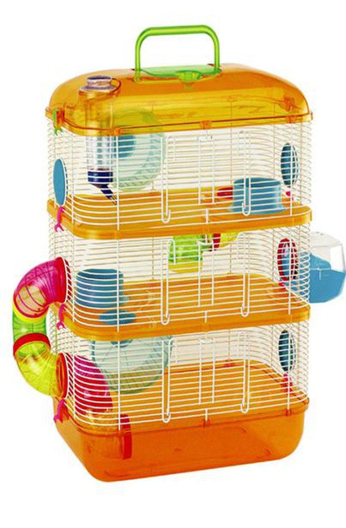Comment aménager la cage de son hamster