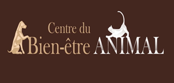 Logo (n°2 marron) Centre du Bien Etre Animal