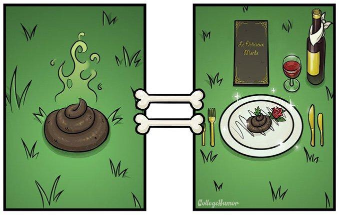 illustration de robert brown