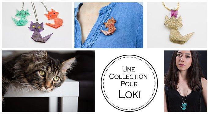 une collection pour Loki