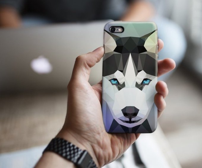 coque iphone husky