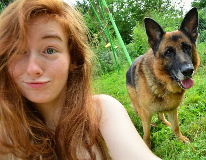 concours photo yummypets selfie