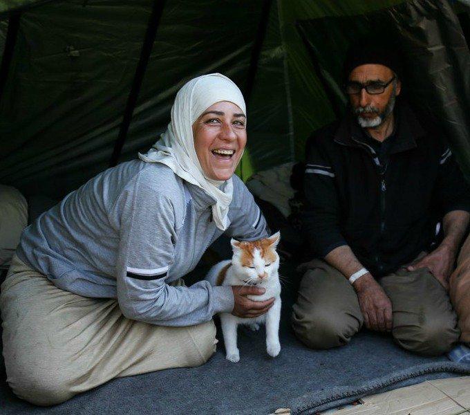 tabboush et sa famille
