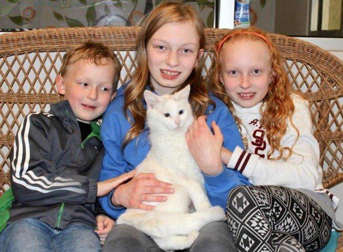 leche et sa famille