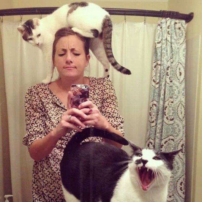 selfie chat