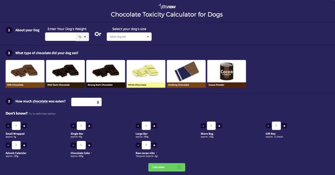 calculadora-toxicidad-chocolate-perros