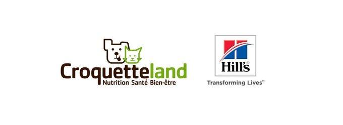 Croquetteland et Hill's partenaires du programme solidaire Voice by Yummypets.